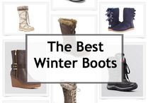 Woman winter boots