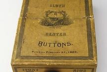 Button Vintage