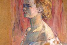 Painters - Henri de Toulouse-Lautrec