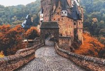 Beautiful castles