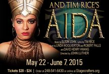 Elton John & Tim Rice's AIDA / Elton John & Tim Rice's AIDA at Stagecrafters Baldwin Theatre, May 22 - June 7.