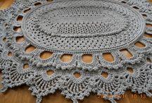 Dywany za sznurka i inne