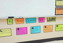 Bens classroom ideas