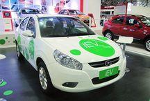Elektriske biler / Nyheter vedrørende elektriske biler og kjøretøy