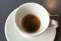 Espresso doppio / Caffè