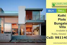 Kothi in Noida / Kumar Linkers (8010750750) residential kothi in Noida, duplex / simplex kothi for sale in Noida, brand new kothi, old/new construction kothi for rent in Noida