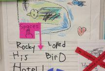 1st Grade Writing Workshop / by Darlene Tom