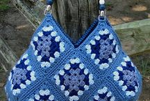 Crochet - Purses and Bags