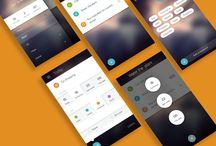 material design & app