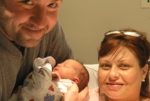 Welcome Poppy Rose / Say hi to Poppy Rose Rasmssen, born May 28, 2012  Ben and Dana are proud parents!