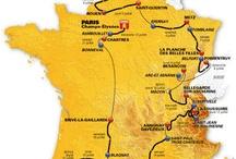 Tour de France / Pro cycling: Tour de France / by Cycling Perspective