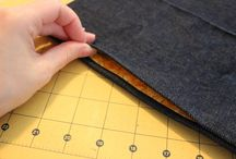 Sewing with pockets