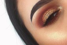 Gold Eyeshadow Ideas