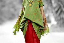 Batik, kebaya, etnik
