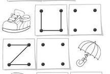 Simetri Çalışma Sayfaları / Symmetry Worksheets