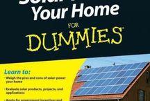 solar power your house for dummies