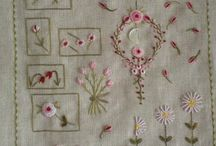 Embroidery / bordados