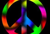 PEACE and LOVE / by wanda riggan