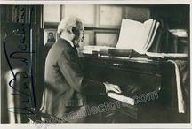 Favorite Conductor Autographs & Memorabilia / Our selection of great autographs & memorabilia from famous conductors