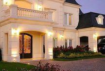 B Houses
