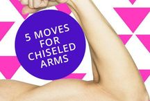 Chiseled Arms