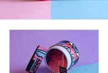 Pretty Packaging / Graphic Design, Packaging, Packaging Design, Package Design, Patterns, Textures, Creative
