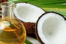 Coconut Oil / Hair loss treatment