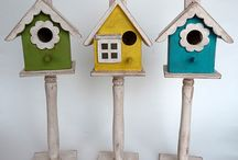 Houses for my feathered friends
