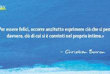 La felicità secondo Christian Boiron