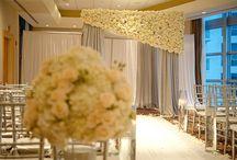 церемония / изящные идеи и решения для свадебной церемонии