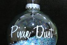 Christmas: DIY Fill-able Ornaments / by Mrs. Claus Ornament Shop