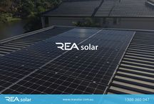 Residential Solar   Commercial Solar - REA Solar / Each panel is optimized for maximum yield. If one panel is shaded it does not affect any other panel in the system. For more on residential solar and commercial solar please visit our site : http://www.reasolar.com.au