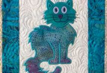 Quilts cats