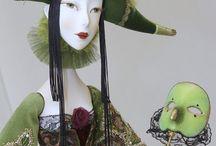 кукла-сувенирная