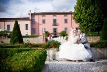 Tuscan Wedding / Our wedding in Tuscany Photographs by Alice Franchi / by Gemma Barratt