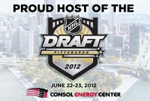 NHL DRAFT 2012 / by Pittsburgh Penguins