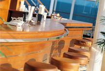 Interiorismo cruceros / Buffet
