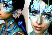 Halloween Makeup / by Bethany Zion