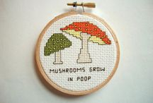 Embroidered Quotes (mostly funny or snarky) / by Sarah