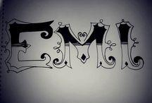 Emicu drawings