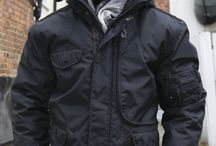 Waterproof Clothing / When the good old British weather throws the worst at you you need outdoor clothing to keep you dry and warm from the elements.