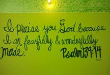 Inspirational Scriptures