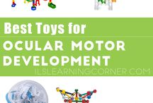 Toys & Games for Vision Development
