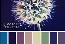 The Colors of the Wind / Paint color palettes that I like.  / by Katie Miller