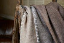 blankets, linnen…..!