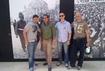 Exposición 1º Mayo / Año 2012