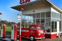 vinTag3 ... Gasstations / Gasstation design of the fifties