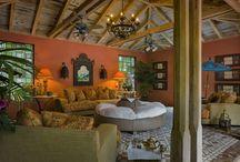 Sean Rush Interior Design - Palm Beach Moroccan