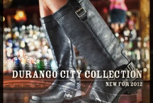 Durango City Collection 2012 / Checkout the upcoming #Durango City Collection - New for 2012 http://DurangoBoot.com/City / by Durango Boots