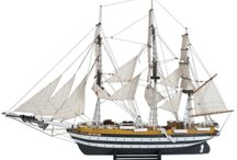 Lovely Model Ships and Boats from Batela / Check out our highly detailed range of famous model boats and ships... Each has been hand finished down to the tiniest detail!   'Push the Boat out' and spoil Dad or your other half this Christmas!
